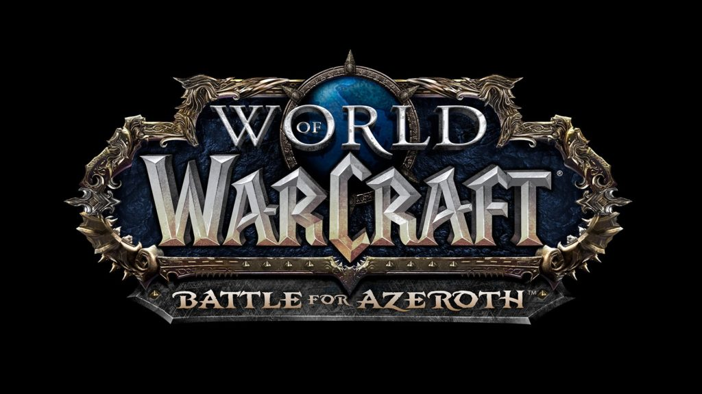 World of Warcraft: Battle for Azeroth Logo