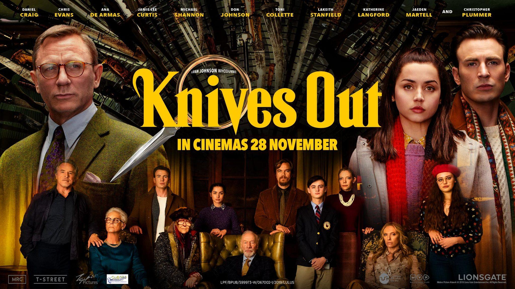 Se confirma secuela de 'Knives Out' - The Couch